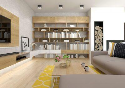 Návrh rodinného domu – okres Nitra