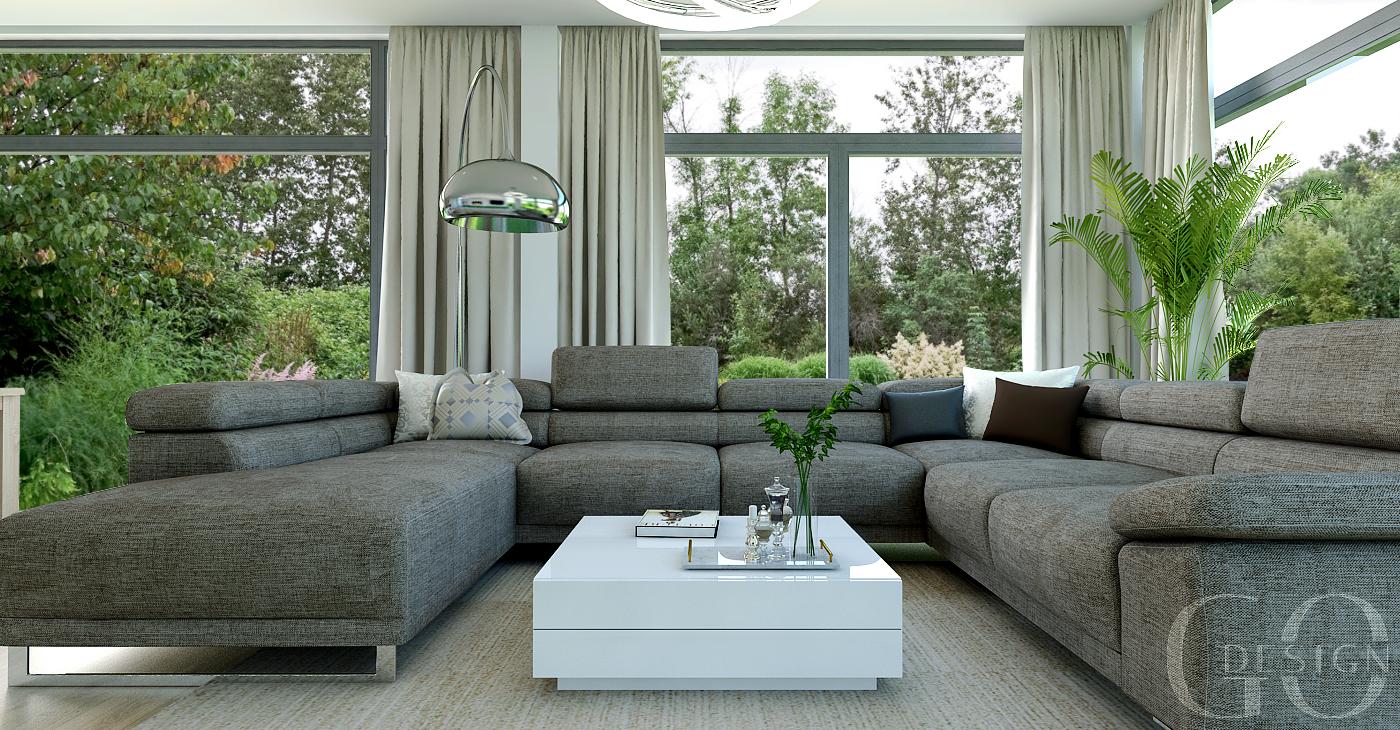 Návrh interiéru domu okres Levice_GO DESIGN_2