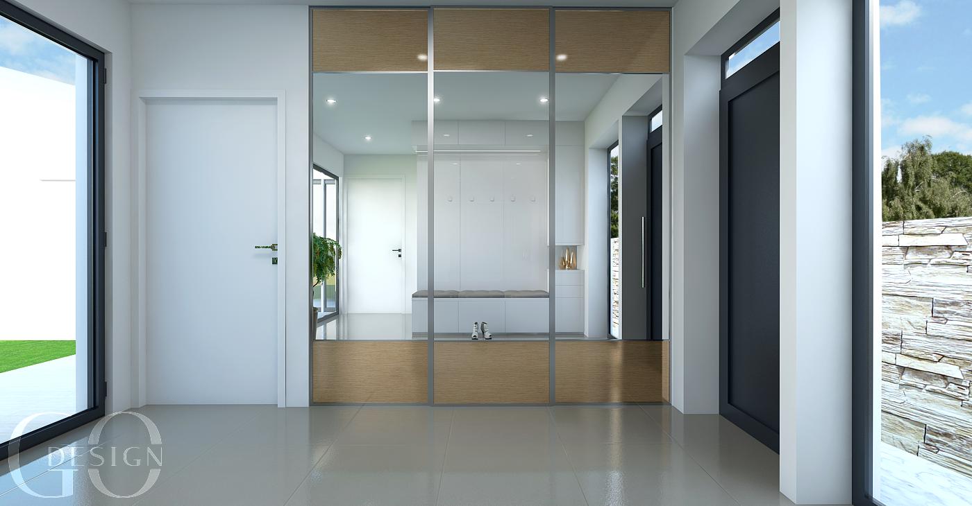 Návrh interiéru domu okres Levice_GO DESIGN_7