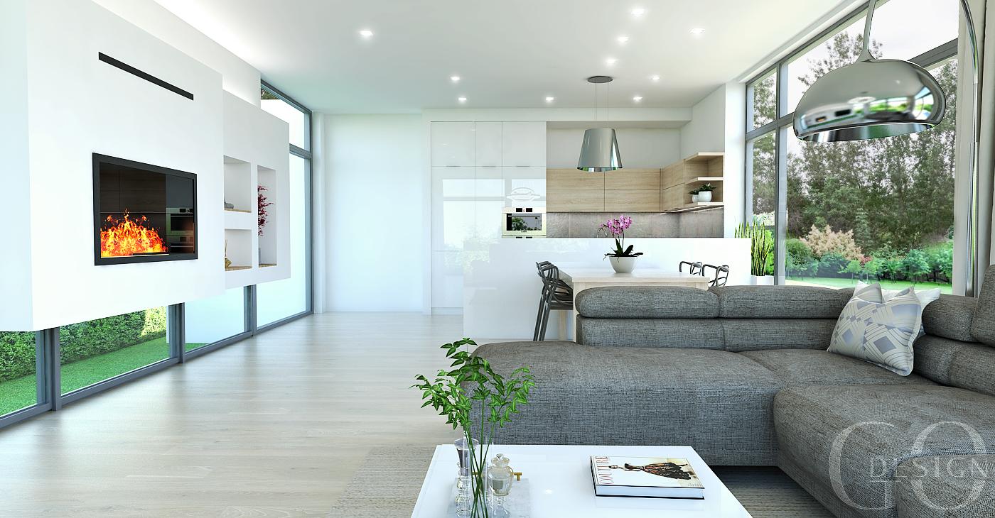 Návrh interiéru domu okres Levice_GO DESIGN_9