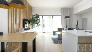 Interiérový dizajn obývačka GO DESIGN