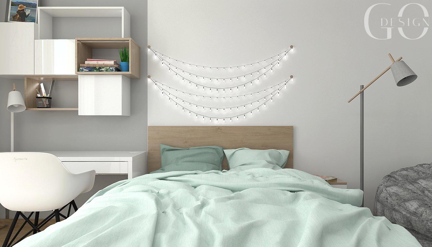 interiérový design detská izba GO DESIGN