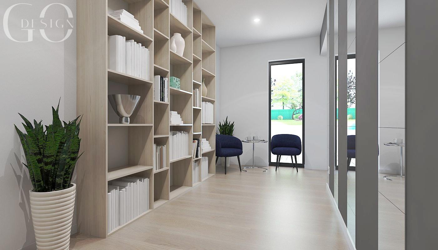 interierovy dizajn domu_GO DESIGN_14_kniznica