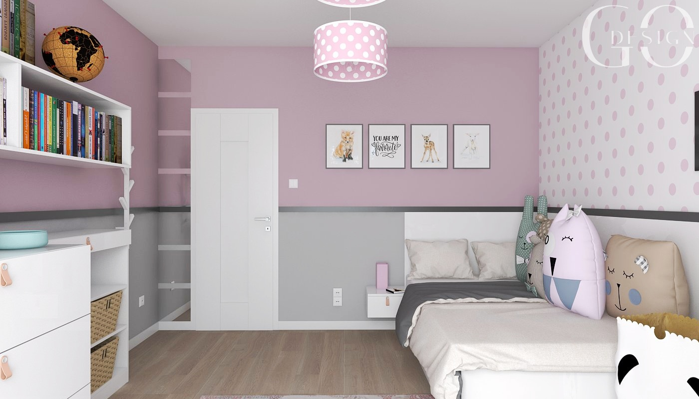 interiérový dizajn domu_GO DESIGN_27_detská izba