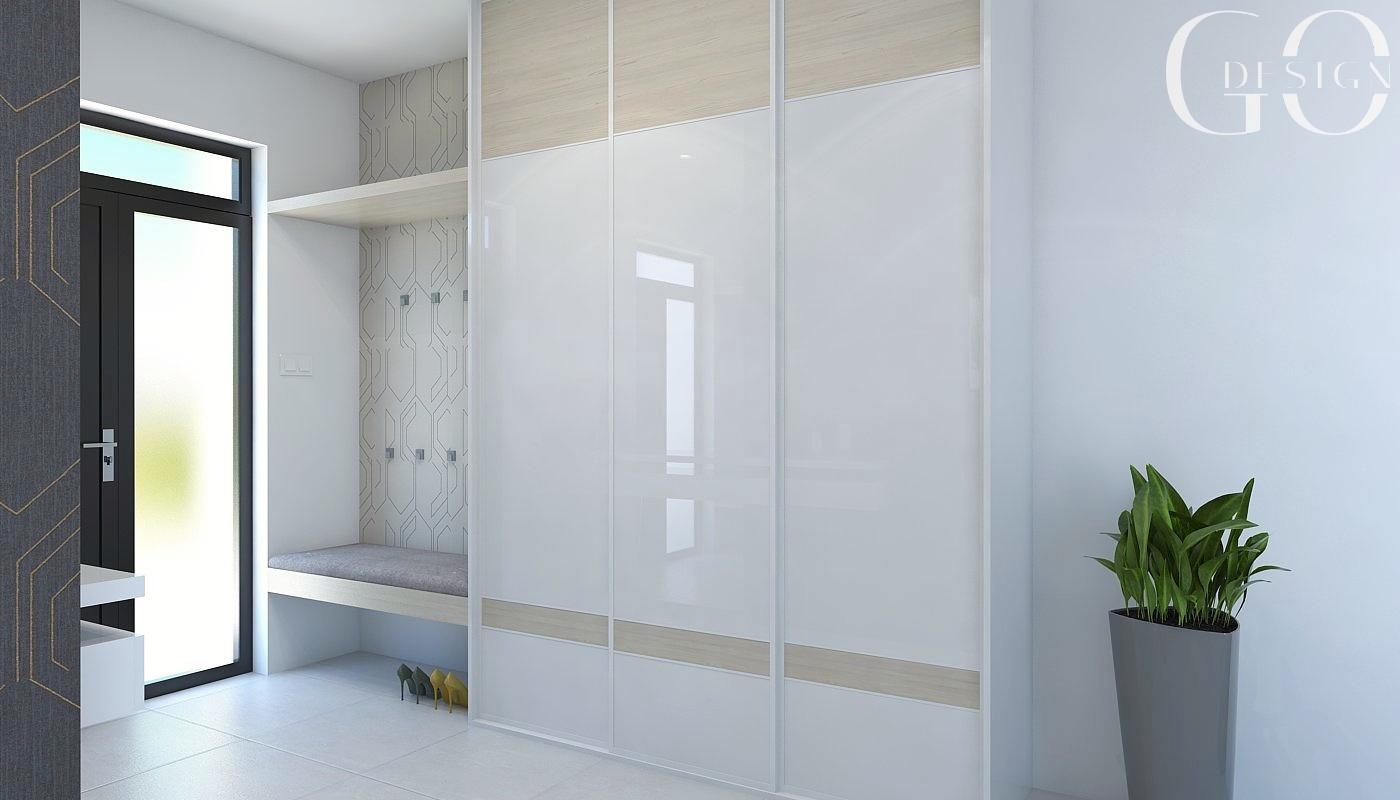 navrh interiéru domu_GO DESIGN_4_chodba