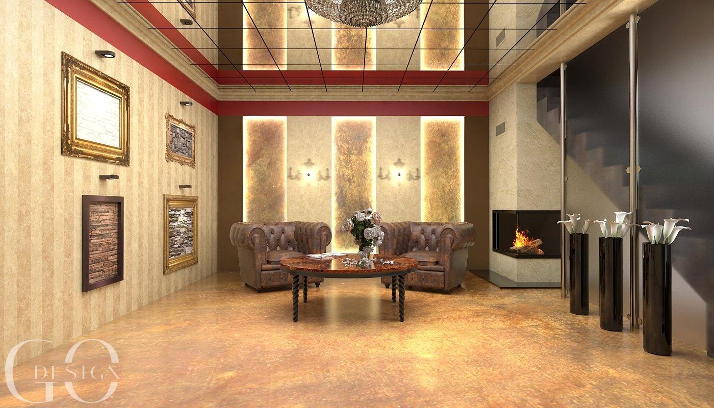 interierovy navrh_GO DESIGN_Stone House_1
