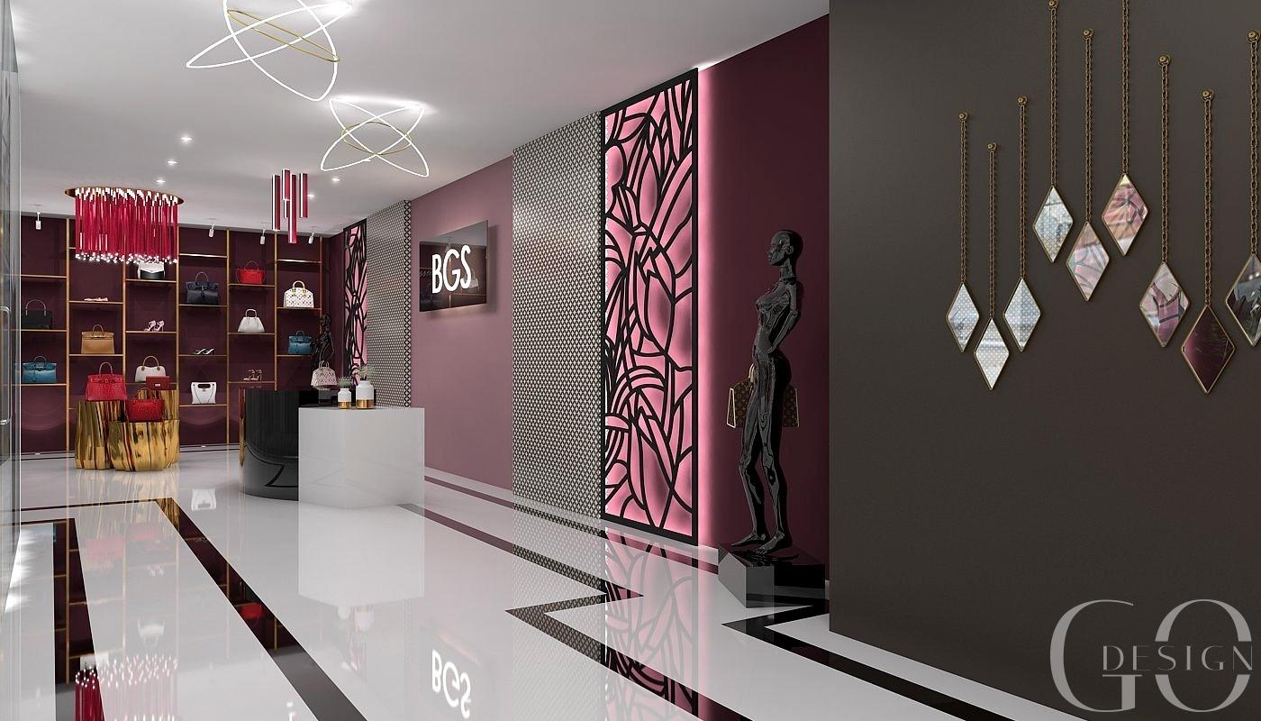 interierovy dizajn interierovy navrh obchodna predajna butik GO DESIGN 5