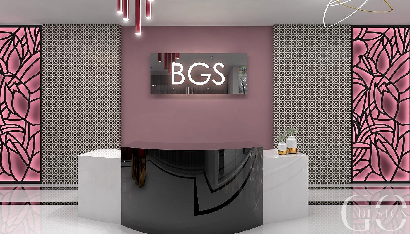 Návrh interieru obchodna predajna butik GO DESIGN 8