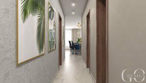 Interiérový návrh Bratislava GO DESIGN