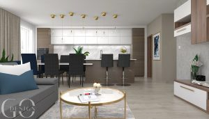 Interiérový design Bratislava GO DESIGN