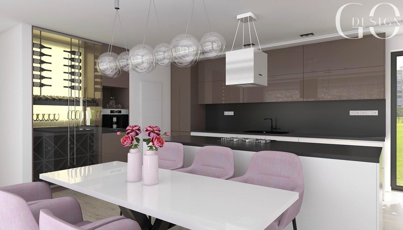 Interierovy dizajn GO DESIGN Zlate Moravce kuchyna