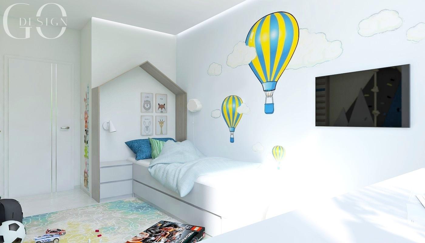 interierovy dizajn GO DESIGN detska izba nitra_1