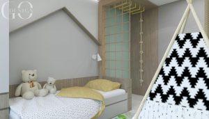 interierovy dizajn GO DESIGN detska izba nitra