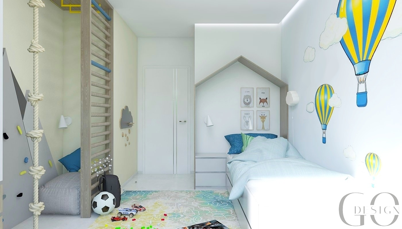 interierovy dizajn GO DESIGN detska izba nitra_2