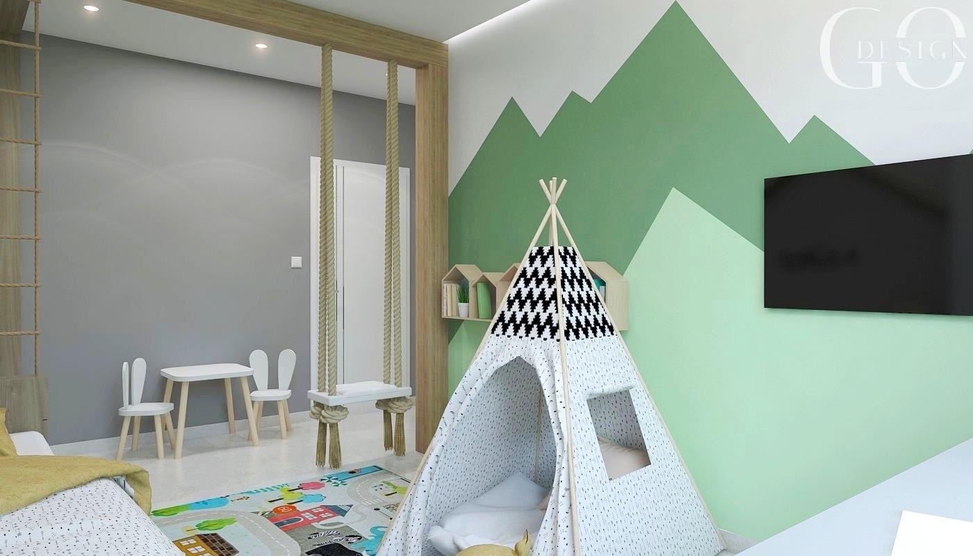 interierovy dizajn GO DESIGN detska izba nitra_8
