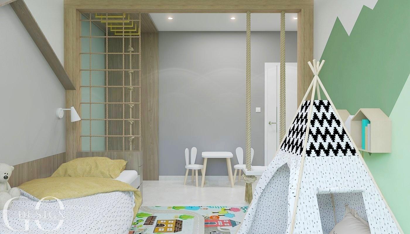 interierovy dizajn GO DESIGN detska izba nitra_9