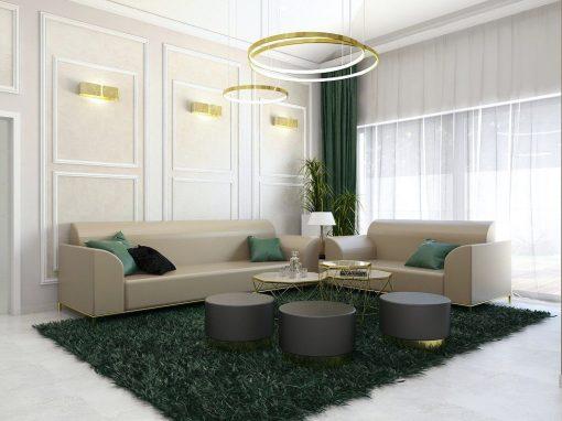 Návrh smaragdovej vily – Nitra