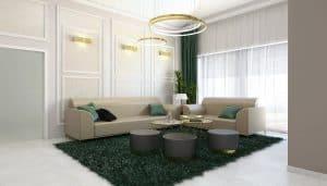 interiérový návrh