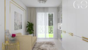 Luxusný interierovy design