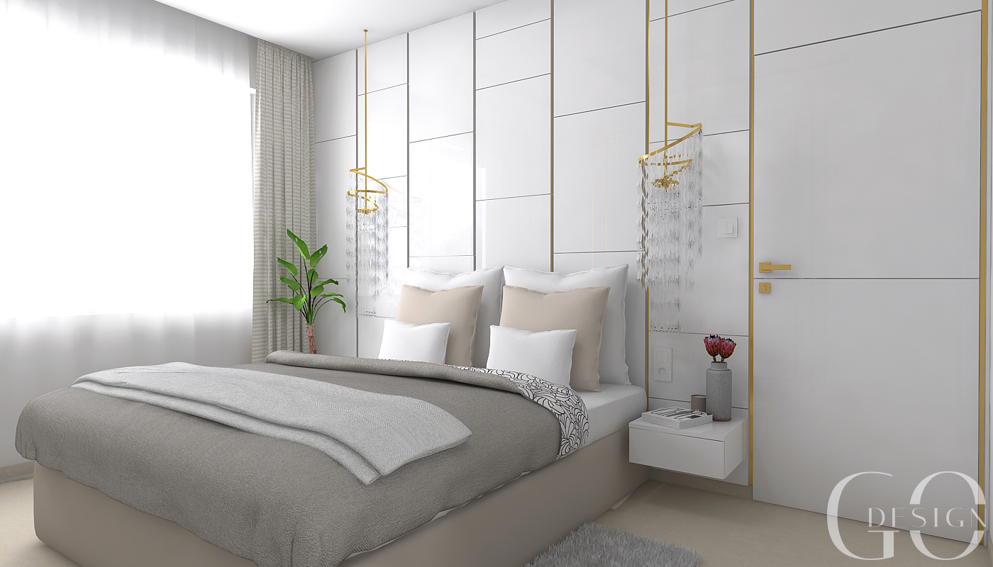 Spalna interierovy dizajn navrh GO DESIGN kosice 14