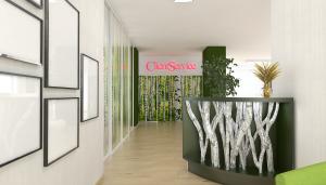 Návrh interiéru obchodný priestor GO DESIGN