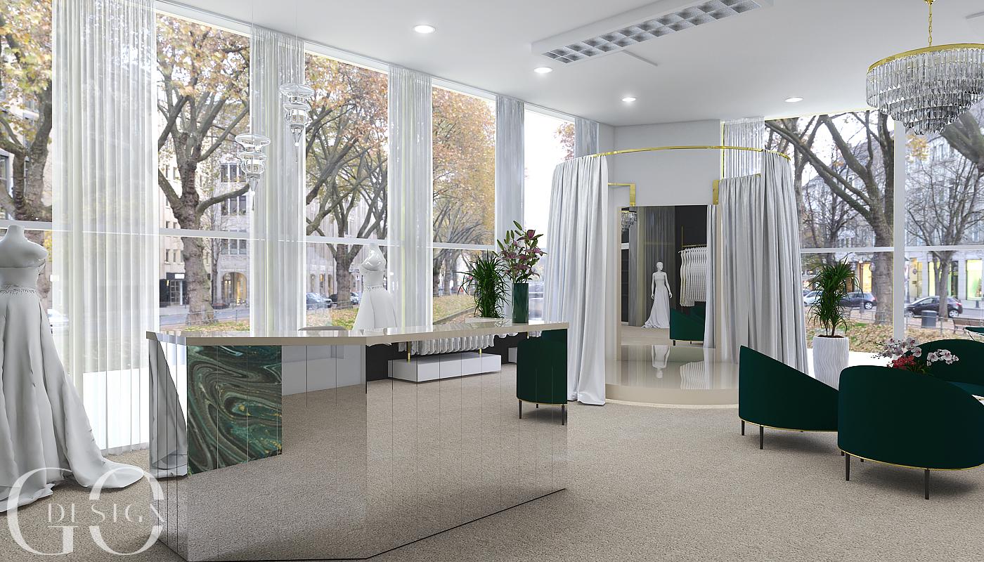 Svadobný salón dizajn GO DESIGN ZM_1