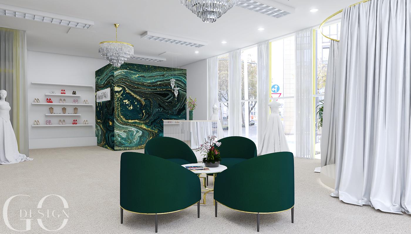 Svadobný salón dizajn GO DESIGN ZM_6
