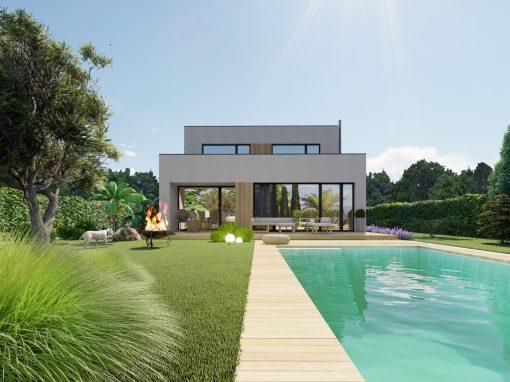 Návrh domu pre developera – Bratislava