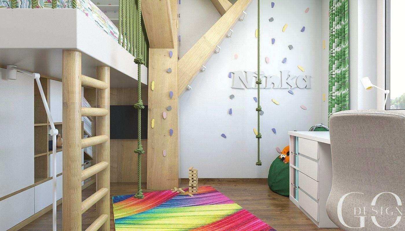 Interierovy dizajn GO DESIGN detska izba_16