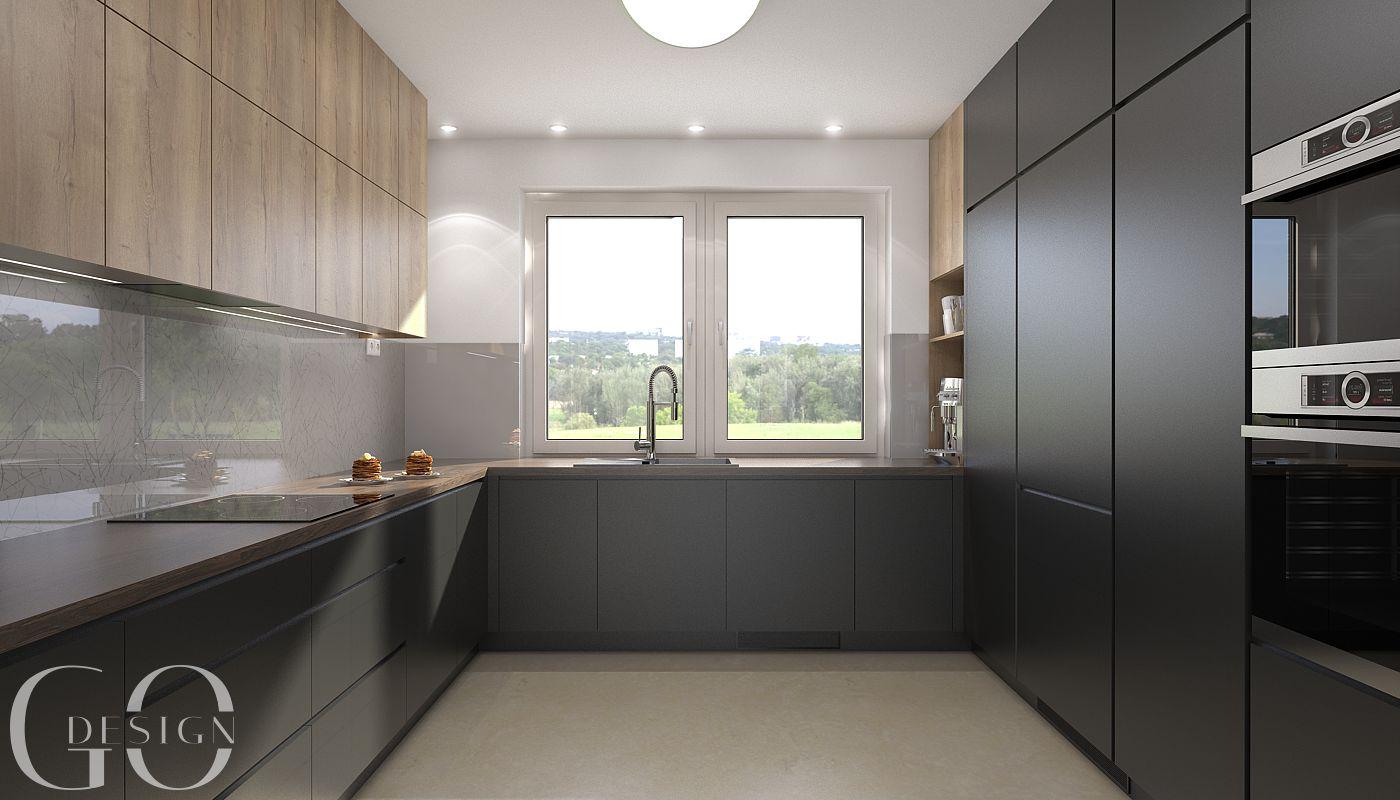 Interierovy dizajn GO DESIGN kuchyna