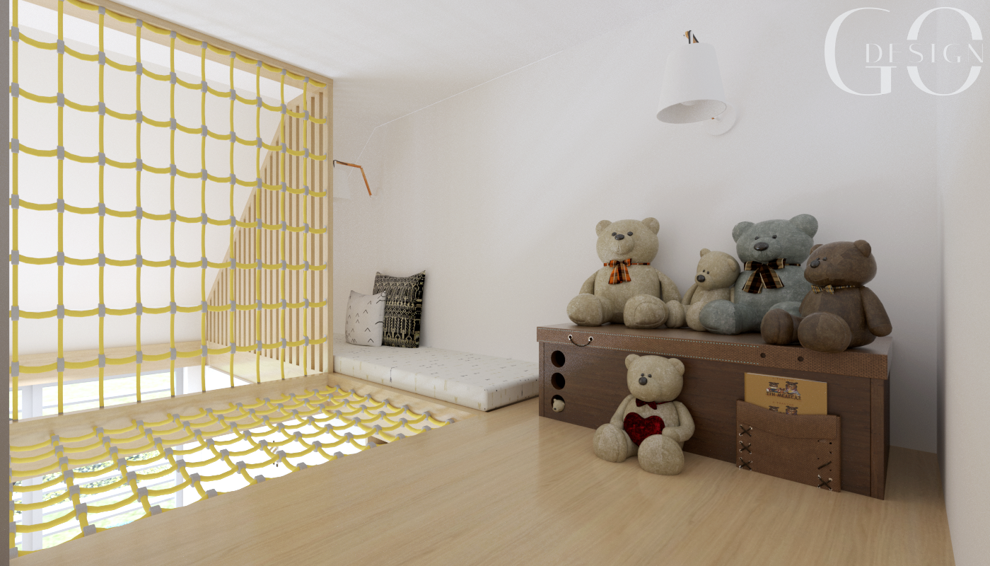 dizajn detskej izby