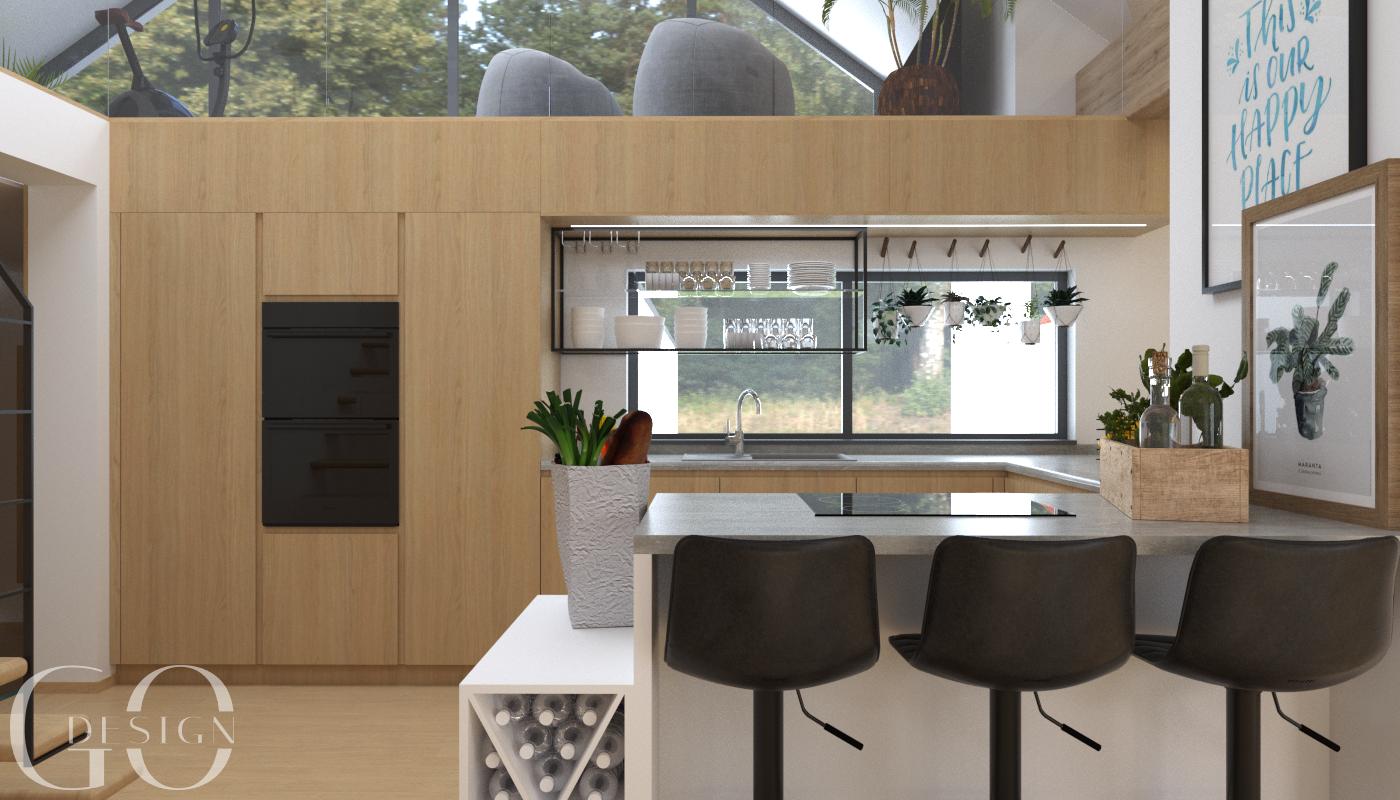 interierovy dizajn kuchyna