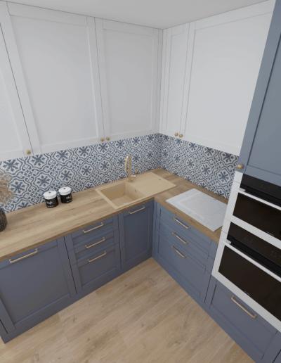Vintage kuchyňa Levice